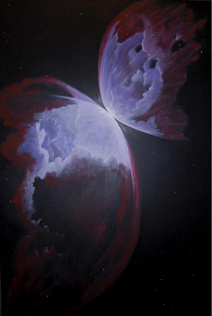 Steven Lavaggi's Celestial Butterfly