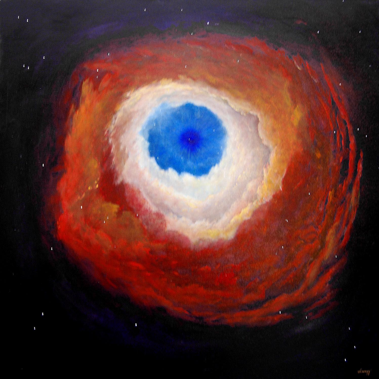 Steven Lavaggi's Eye of God