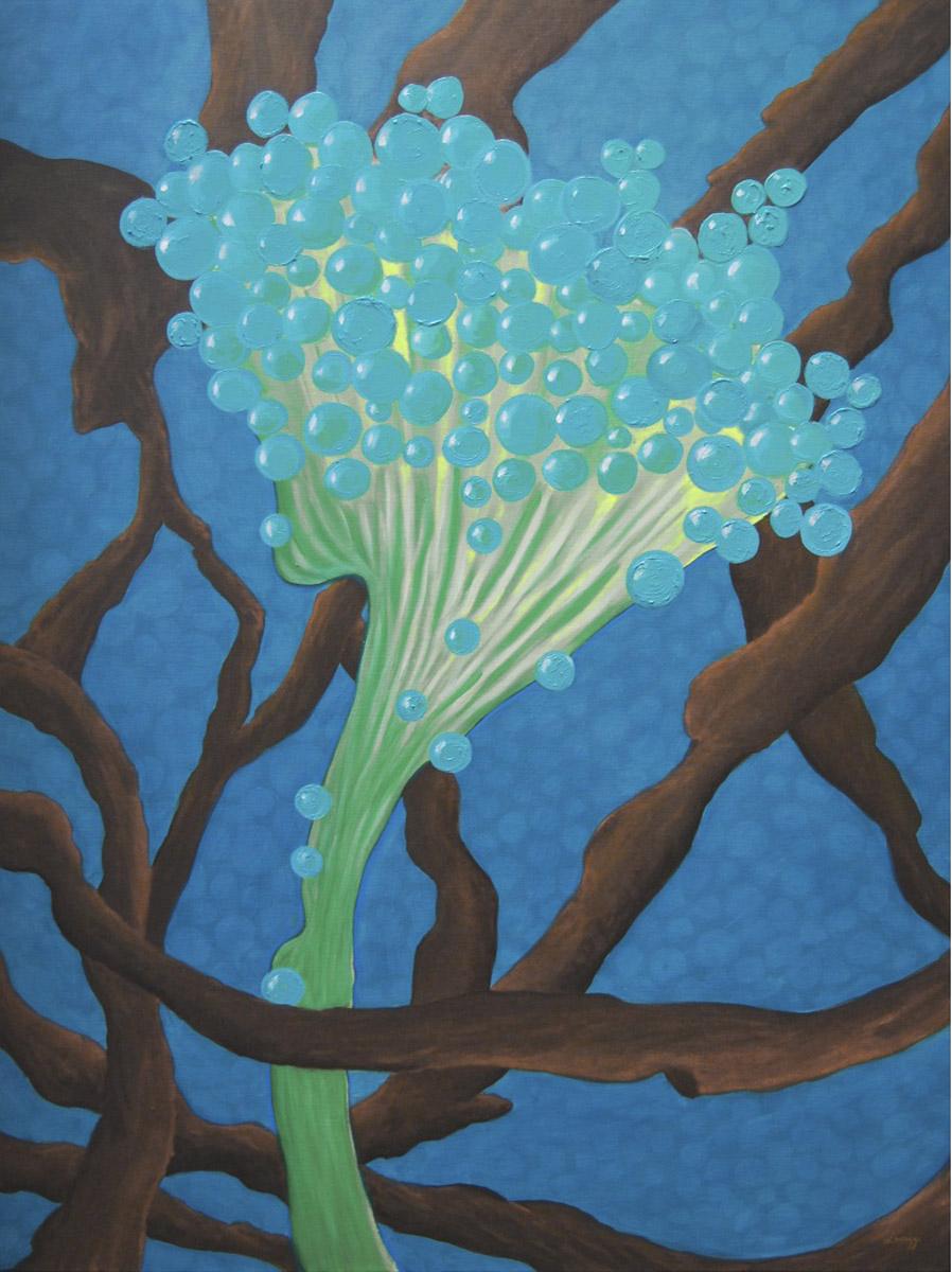 Steven Lavaggi's Cellular Bouquet